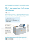 High Temperature Baths and Circulators- Broucher