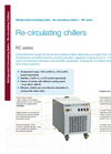 Re- Circulating Chillers- Broucher