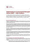 Implementing an Environmental Management System (EMS) — LRQA Guidance