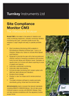 Turnkey - CM3 - Site Compliance Monitor for Vibrosound Analyser Datasheet