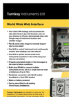 Turnkey - Web Server Internet Connectivity for Environmental Instruments Datasheet