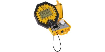 Simret - Model 4000 - Portable Heavy Vehicle Brake Tester