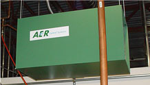 AER - Model 2000 - Ambient Air Unit