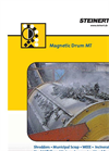 Model MT - Drum & Pulley Magnets Brochure