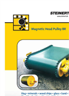 Model BRP - Magnetic Head Pulleys Brochure