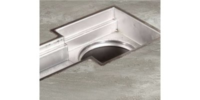 Model ACO Modular 125 - Stainless Steel Linear Drainage System