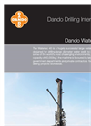 Watertec - Model 40 - Water Well Drilling Rig Specification Sheet