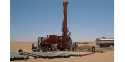 Watertec - Model 24 - Water Well Drilling Rig