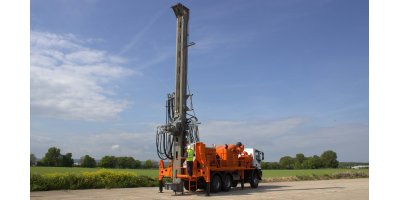 Watertec - Model 40 - Water Well Drilling Rig
