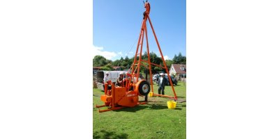 Dando - Model 2000 MK2 and 3000 MK2 - Geotechnical Drilling Rigs