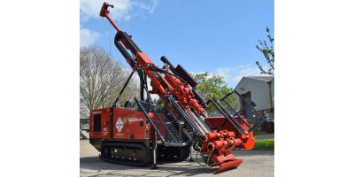 Multitec - Model 4000 MK3 - Multipurpose Drilling Rig