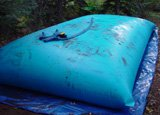 Pillow Tanks for Rainwater Collection & Storage