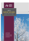The Latest Issue of he AECL Nuclear Review Brochure