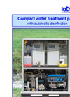 Compact Water Treatment Plant- Brochure