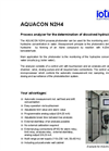 Process Photometer N2H4 - Brochure