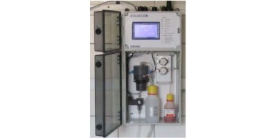 Iotronic - Model Aquacon - CH10/CH20 Process Analyzers With Touchscreen