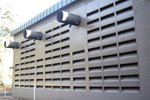 Acoustical Louvers