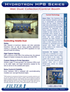 Model HPB Series - Hydrotron Control Booth - Brochure