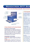 Benchtron - Model BFP Series - Panel Filter Cartridge Dust Collector- Brochure