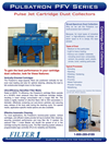 Pulsatron - Model PFV Series - Industrial Dust Collectors - Brochure