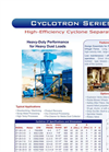 Cyclone Separator / Dust Collector Brochure
