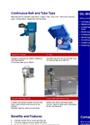 Belt Oil Skimmers Brochure