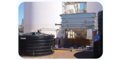 Oil & Solids Separators - Large Designed Systems
