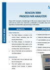 Beacon - Model 3000 - Process NIR Analyzer Brochure