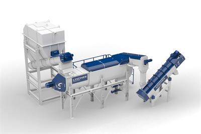 K 2019: Things Are Hotting Up! Lindner Washtech Launches New Hot-Wash System for Effective Plastic Recovery