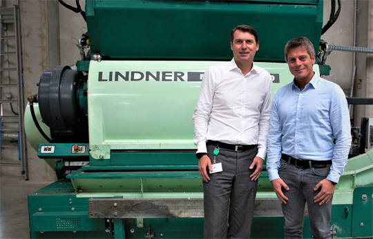Borealis Is Committed to Upcycling and Counts on Cooperations and Lindner`s Technology