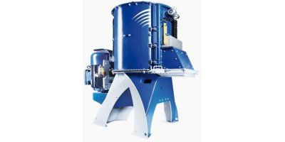 Limator - Model 1200 - Impact Crusher for Processing of Substrates for Biogas Plants