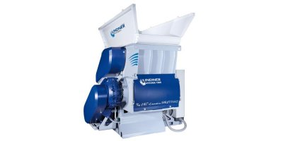 Compact Single Shaft Waste Shredder-0