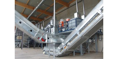 Straight and Bent Belt Conveyors-1
