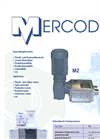 Mercodor - Model Type MZ - Waste Shredder System - Brochure