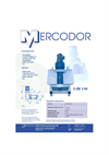 Mercodor - Type E-ZM 1/44 - Shredder - Brochure