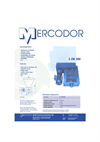 Mercodor - Type FZ 5 - Bottle Crusher - Brochure