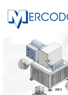 Mercodor - Model Type ZM 3 - Waste Shredder System - Brochure