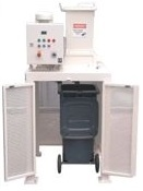 Mercodor - Model Type MZ - Waste Shredder System