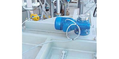 CTech - Top Entry Heavy Duty Industrial Fluid Mixers & Agitators