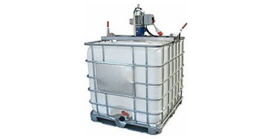 CTech Europe - IBC Water Treatment Mixers and Storage Tanks