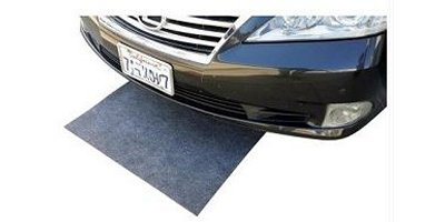 Cleanup Stuff Garage Mat - 3` Widths