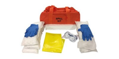Cleanup Stuff - Duffle Bag Oil Spill Kit