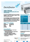 AERO 1000 BM Designed to Remove Mould, Bacteria, Pollen, Spores, Dust and Particles Brochure
