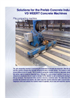 Pile Compacting Machine - Brochure