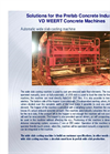 Wide Slab Casting Machine - Brochure