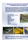 Spare Part Services - Brochure