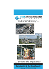 Industrial Cleaning Services Brochure
