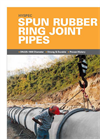 Hynds HYSPEC - Spun Rubber Ring Joint Pipes – Brochure