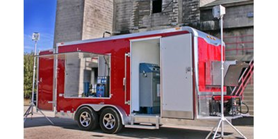 Responder - Model RESPON25D - Mobile Air Trailer