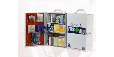 Class - Model A 75V - First Aid Kits and Cabinets